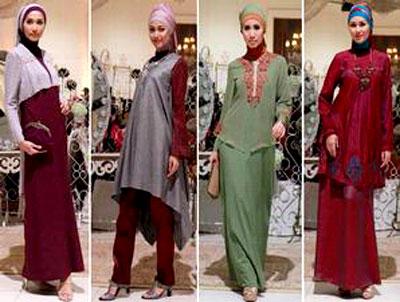 Fashion Busana Muslim Makin Fashionable