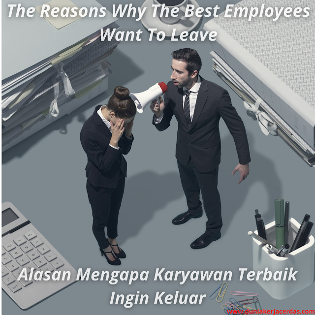 7 Reasons Why Your Best Employees Want To Leave