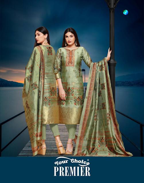 Your Choice Premier salwar kameez catalog