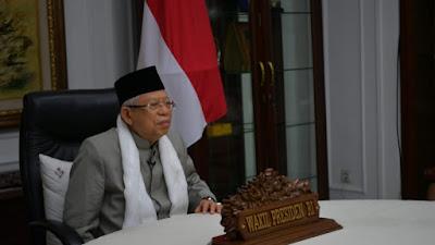 Haul ke-39 Mbah Hamid Pasuruan, Wapres:  Teladani Ulama Berdakwah dengan Pendekatan Hikmah