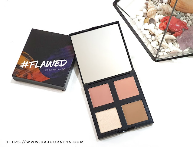Review Flawed Face Palette