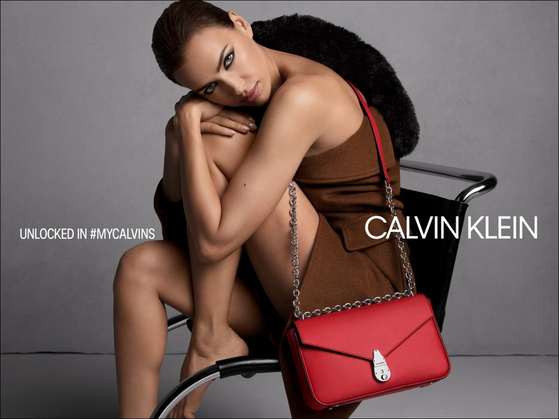 Calvin Klein Fall 2019 Handbags Campaign