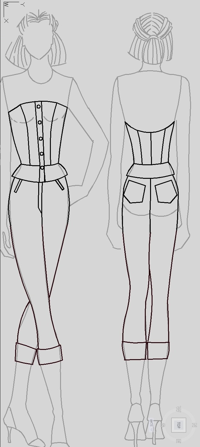 Corset Sewing Pattern Cool Decorating