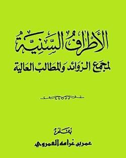 تحميل كتاب الأطراف السنية لمجمع الزوائد والمطالب العالية pdf - عمر بن غرامه العمروي