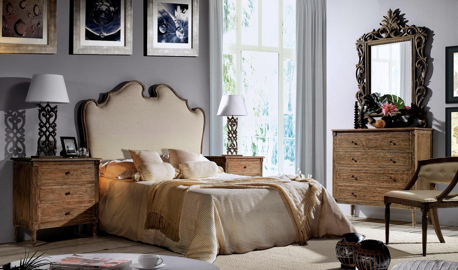 Muebles de dormitorio cabeceros tapizados para for Muebles de dormitorio