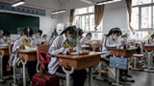 Pola Pembukaan Sekolah di Beberapa Negara saat Wabah Virus Corona