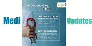 Doctor Jobs at PTCL - Job Opportunities