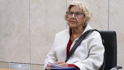 Manuela Carmena, suciedad, atascos, madrid, problemas, ahora madrid, podemos