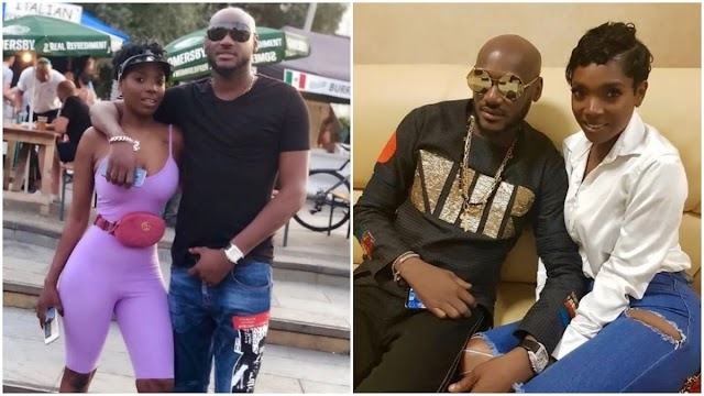 Annie Idibia Showers Hubby 2baba With Sweet Words On His Birthday + Video Of 2baba's Birthday