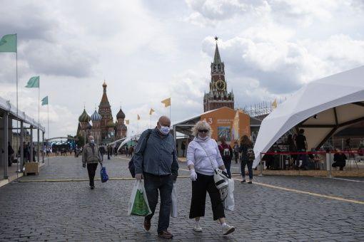Rusia alcanza el medio millón de casos de Covid-19
