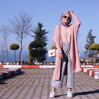 ملابس كاجوال للمحجبات صيف 2019