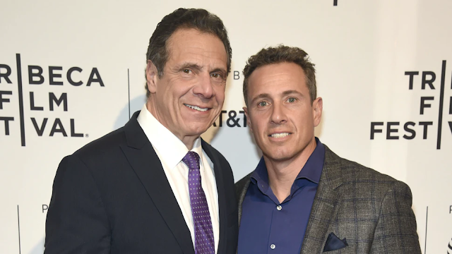 Cuomo Directed Officials To Prioritize His Family, Including CNN's Chris Cuomo, For Coronavirus Testing: Report
