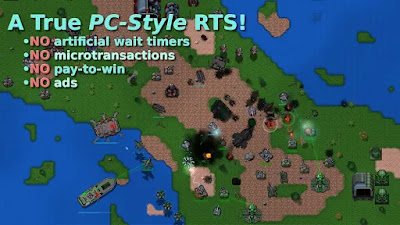 RUSTED WARFARE – RTS STRATEGY (MOD, UNLIMITED MONEY) APK DOWNLOAD