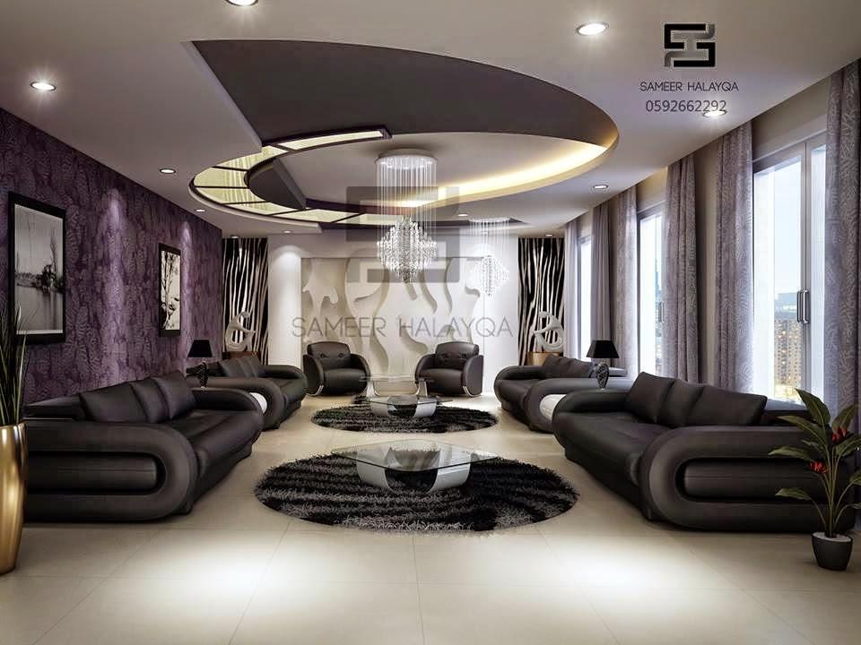 Modern interior design for Decoration engineer