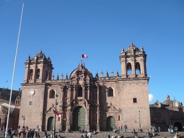 cattedrale cusco