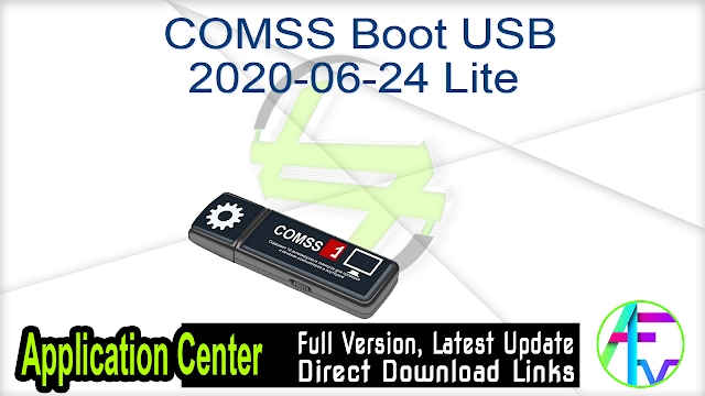 COMSS Boot USB 2020-06-24 Lite