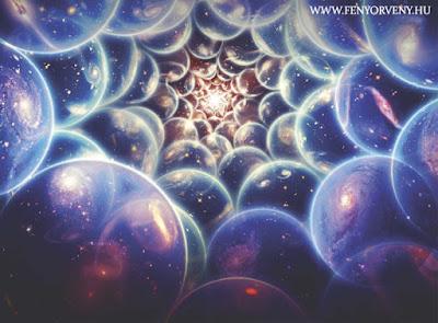 Spiritualitás VI.: Világok teremtése, párhuzamos világok és univerzumok