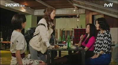 Ex-Girlfriend Club Ex-Girlfriends' Club Episode 2 ep 2 Recap review webtoon writer producer Bang Myung Soo Byun Yo Han Kim Soo Jin Song Ji Hyo Jang Hwa Young Lee Yoon Ji Na Ji Ah Jang Ji Eun Lara Ryu Hwa Young Shim Joo Hee Ji So Hyun Choi Ji Hoon Jo Jung Chi enjoy korea hui Korean Dramas