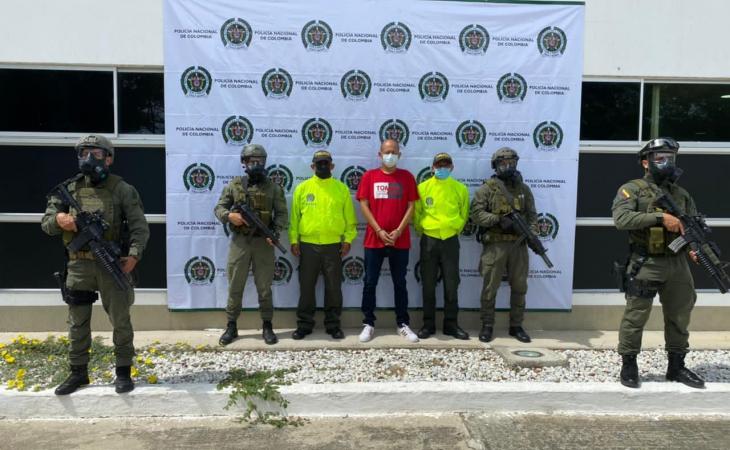 hoyennoticia.com, Alias Titi sería extraditado a Estados Unidos