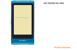 JVC PICSIO GC-FM2 back