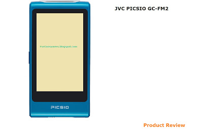 JVC PICSIO GC-FM2 Full HD camcorder review