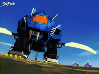 Download Zoids : Chaotic Century Episode 26 Subtitle Indonesia