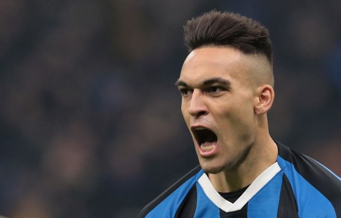 Lautaro could be given 3 match ban after sending off against Cagliari