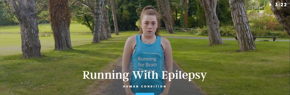 Katie Berlari bersama Epilepsi • 2017
