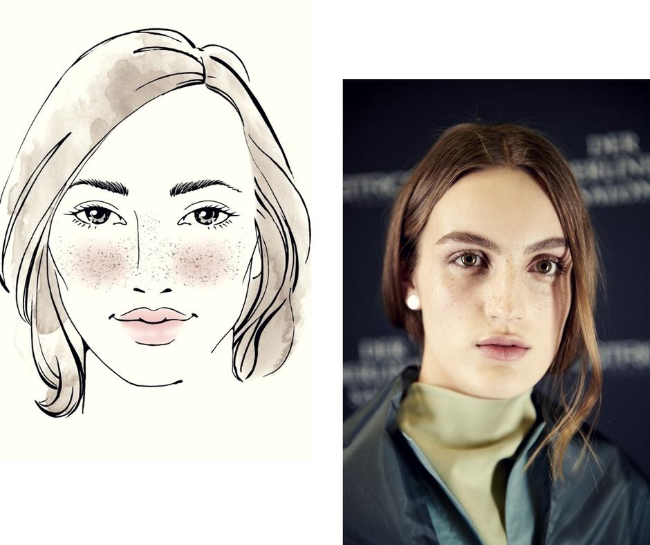 Catrice für Perret Schaad Herbst/Winter 2018/19 Kollektion, Fashion Week Berlin