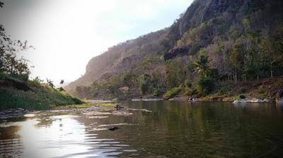 Mancing Sungai Dan Tempuran Kali Opak