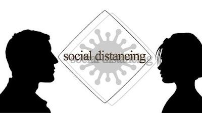 Manfaat Social Distancing di Tengah Pandemi Virus Corona