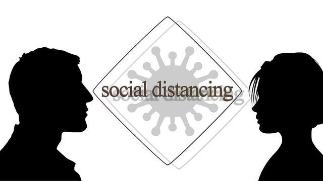 Inilah Manfaat Social Distancing di Tengah Pandemi Virus Corona