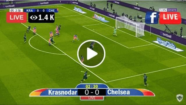 مشاهدة مباراة تشيلسي وكراسنودار بث مباشر اليوم 08-12-2020 دوري أبطال أوروبا