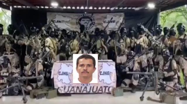 El Mencho ya dio la orden , 2 mujeres serán las encargadas de tomar el control y lideres en Guanajuato Grupo Elite se encargara de la seguridad