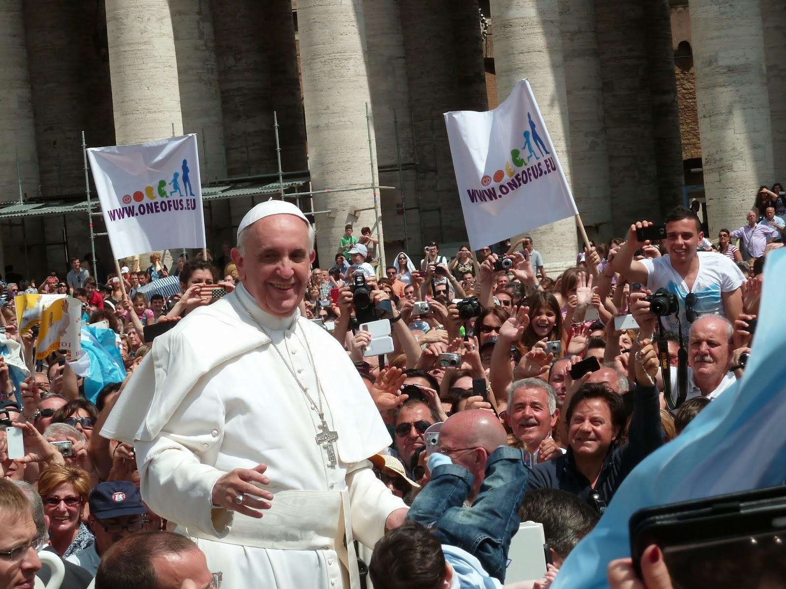 Papa Francisco Organizacion Eclesiastica