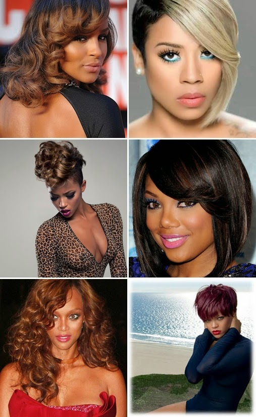 hairstyles for black women