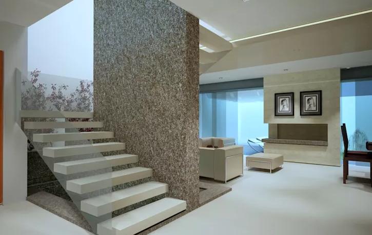 Escaleras Para Casas Modernas. Best Cool Interesting Interesting ...