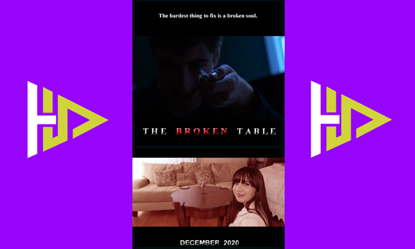THE BROKEN TABLE is now available for streaming on ThinkShorts.com!