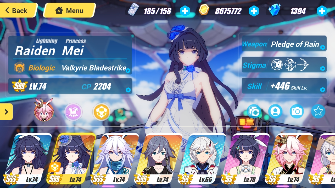 Honkai Impact 3 | The Best Action RPG Game for iOS and Android with