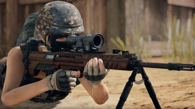 افضل و اقوى 5 قناصات في اسلحة ببجي موبايل 2020