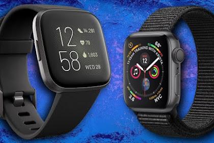 Fitbit Versa 2 vs Apple Watch 4 | Pilih Mana?