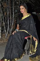Sowjanya in Black Saree ~  053.JPG