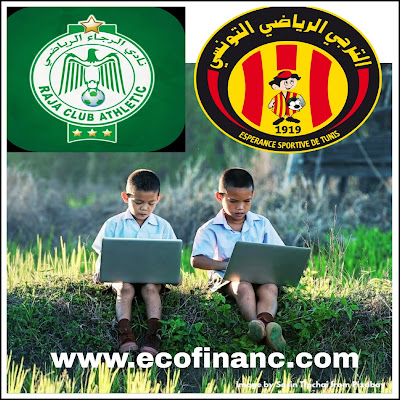 Achat billet de match Raja de Casablanca contre Espérance de Tunisie en ligne