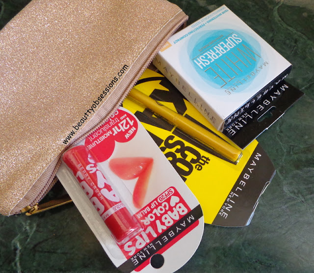 Maybelline Summer Essential Kit Review  And A Giveaway...