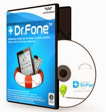 Wondershare Dr.Fone APK For Android 4.1.0.71 Multilingual