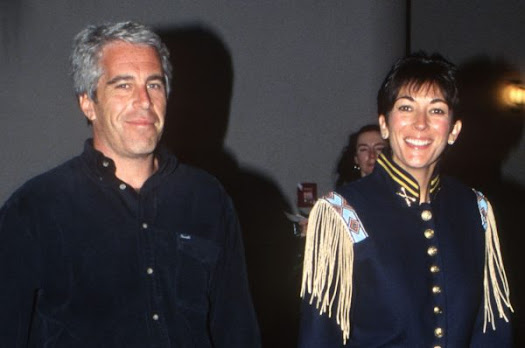Epstein Ghislaine Maxwell Mossad espionage blackmail honey traps brownstone politics crime pedophilia