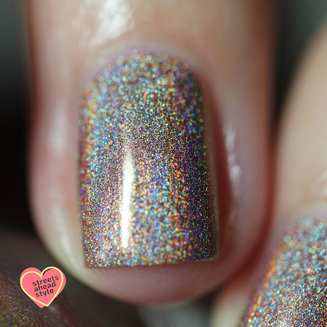 KBShimmer Rise and Grind swatch by Streets Ahead Style