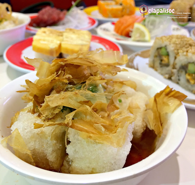 Agedashi Tofu from Genki Sushi