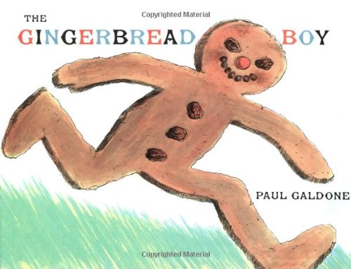 Paul Galdone's The Gingerbread Boy