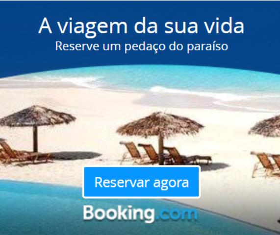 Booking.com e a parceria com o blog Olivia Garimpando Por Aí